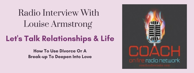 How To Use Divorce To Deepen Into A Greater Love (within yourself)